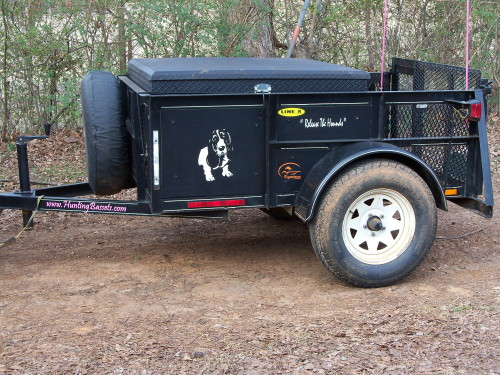 Axle Dog Trailers For Sale